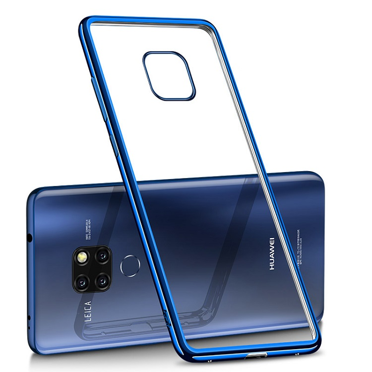 Luxury Laser Plating TPU Soft Transparent Silicone Cover for Huawei Mate 9 Case for Huawei P20 Pro P10 <strong>P</strong> Smart Plus Nova 3 3i