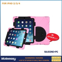 narrow applied case with stylus holder for ipad 2/3/4