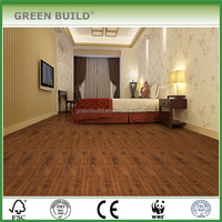 natural color UV oiled Birch Wood Engineered wooden floor