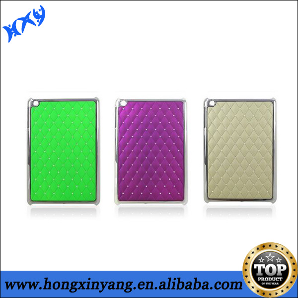 HXY HOT Cystal bling case for tablet pc,shiny case for ipad