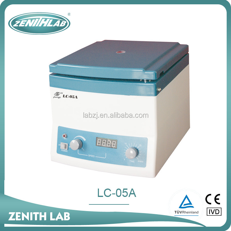 LC-05A ISO/CE laboratory blood separation machine