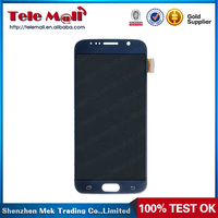 Best selling lcd digitizer assembly for samsung galaxy S6 lcd display