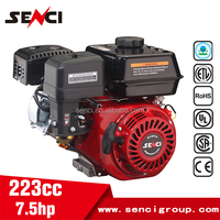 Powerful 4 Cylinder Horizontal Shaft Air-cooled OHV Type Gasoline Engine for Multi Purpose
