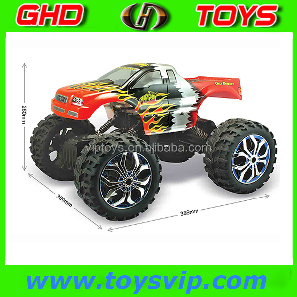 Rock crawler king! 1:10 Scale off-road crawler rc car 757-4WD07