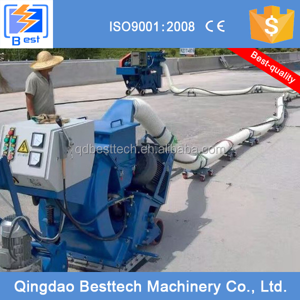 Shot blasting machine,surface cleaning equipment,bridge rust cleaning equipment