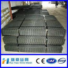 SS 304 Crimped wire mesh panel