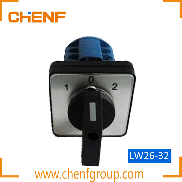 Cheaper Price LW26 Series Automatic Electrical Selector Changeover Cam Rotary Switch