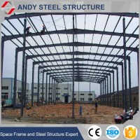 high quality two story Steel Prefabricated Building
