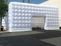 White Inflatable Wedding House Big Inflatable Tent