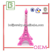 eiffel tower model of metal