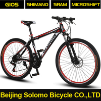 26 aluminum alloy frame fat tire land rover mountain bike