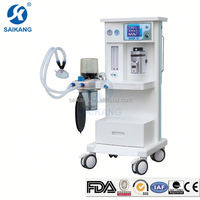 SK-EH203 China Supplier Anesthesia Machine With Ventilator