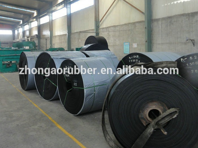 Hot sales/Widely Used wear-resistant durable mining rubber conveyor belt