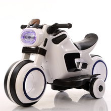 2017 new design ce approved pp plastic two wheels children mini 36v kids electric motorcycle for sale