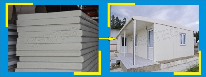 Cheap price pu sandwich panel/eps panel/rock wool sandwich panel