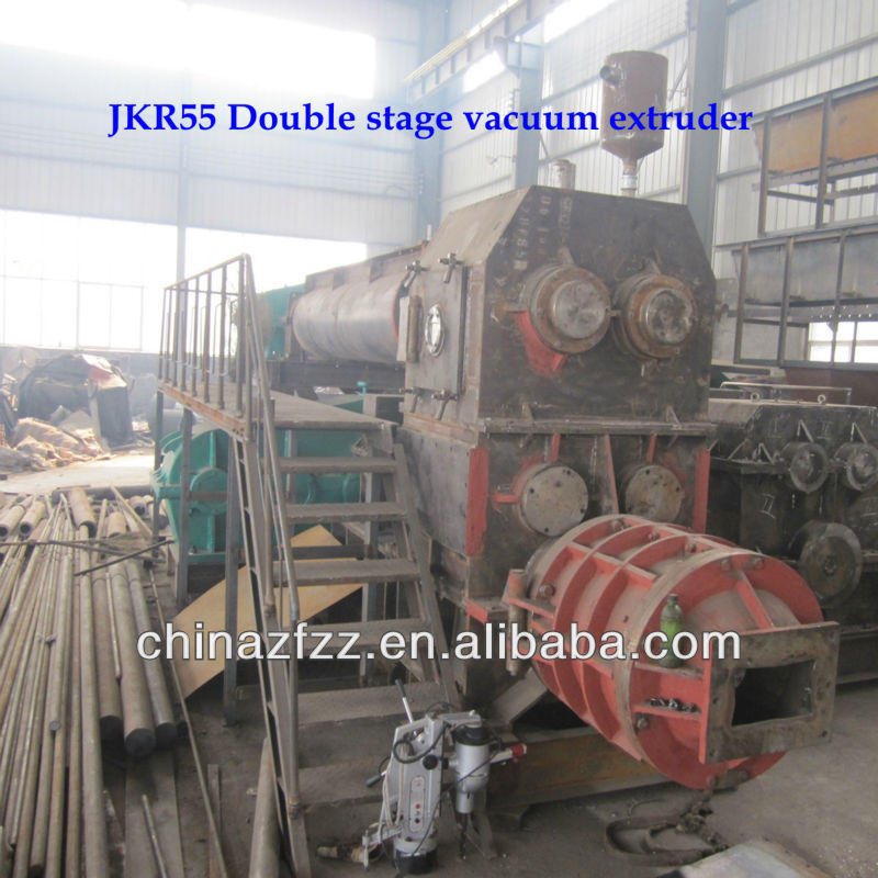 Automatic red solid logo clay brick making machine with tunnel kiln design and hoffman kiln for hollow brick making plant