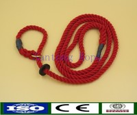 3-strand twisted dog leash