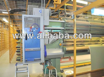 COBBLE TUFTING MACHINES 4000mm TO 5000mm YEAR 1980 TO 1997/G-9641
