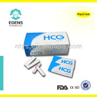 Pregnancy (HCG) Test kit Home rapid test CE approved