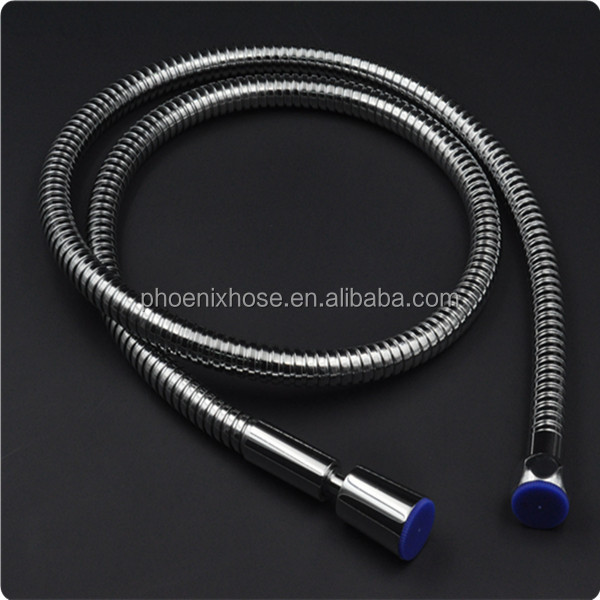 304 Stainless steel rotation anti-twist shower hose