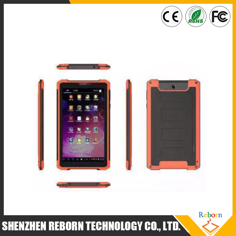 2016 cheap 7inch ip67 rugged tablet pc with 3g phone call function tablet pc