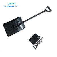 Fodable Plastic Snow Shovel Easy to Take