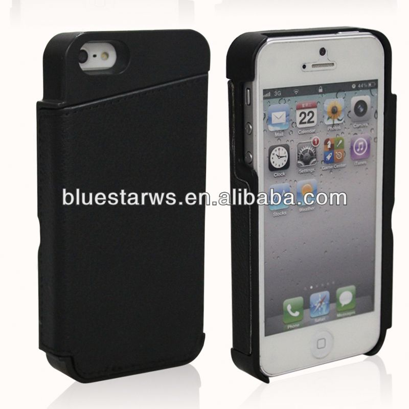 2014 new design pu for iphone 5 colorful leather case for iphone5