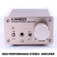 High Performance Stereo Amplifier Professional Mini Audio Amplifier