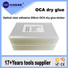 250um Original OCA optical clear adhesive film double side sticker glue for Samsung