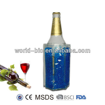 Gel Ice Pack for cooling Wine Bottle