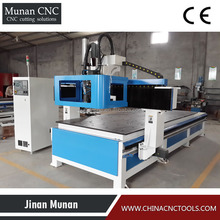 China Most popular low price wood CNC router machine for wood door making