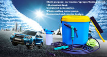 (0488) Hot selling cheap jet washers CE/Rohs approved high pressure 16L car washing machine