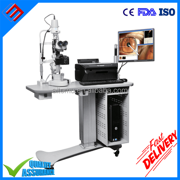 Ophthalmology used slit lamp with high quality