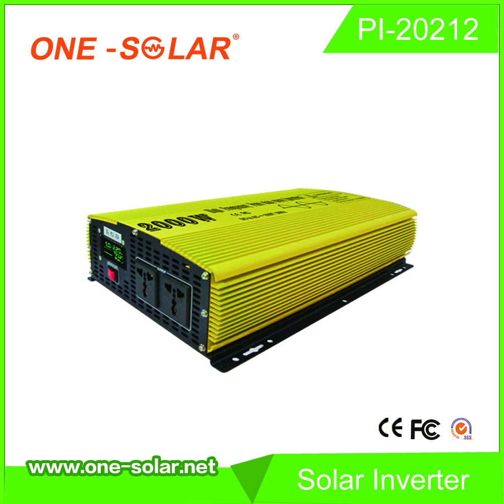 Hot selling 2000w power inverter 12v , pure sine wave power inverter,DC TO AC