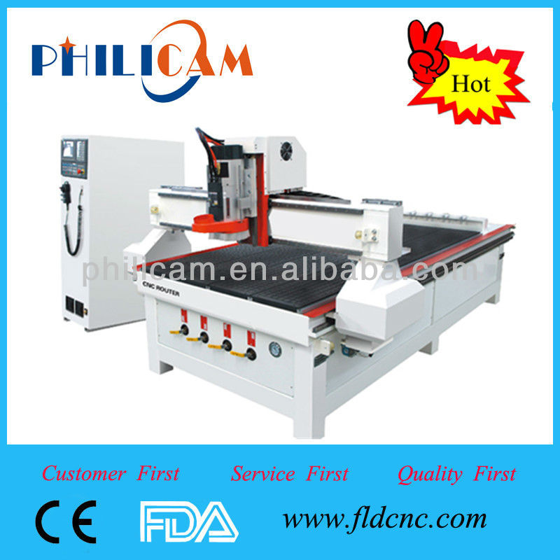 Hot!!! 1325 atc woodworking cnc routers 3d carver