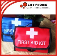 Personalized Emergency First Aid Kit