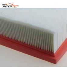 Chinese product customed service laser cutting machine air filter