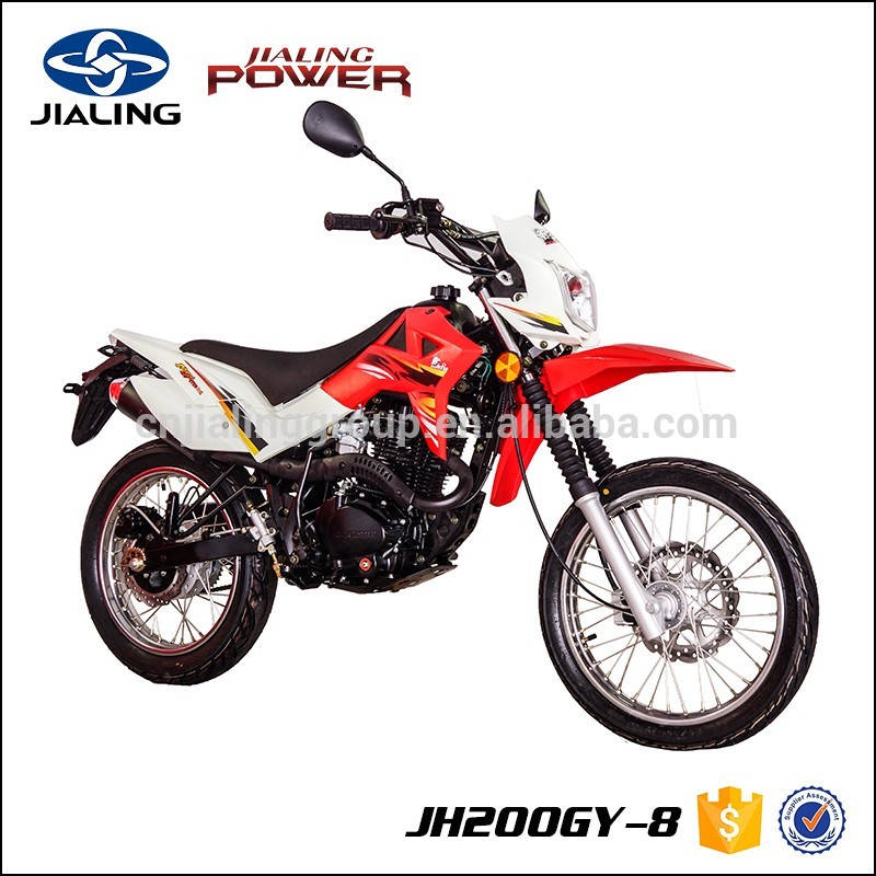 2017 hot style electric starter motorcycle with good quality