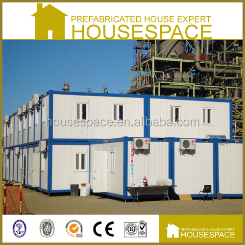 Hight Quality Good-isolated Flat-pack prefab modular homes