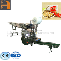 Auto Fish Chicken Packing Machine for Plastic Bags