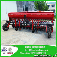 Farm implement wheat plant machine wheat seed drill seed fertilizer drill