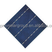 High Quality 3BB 4BB Polycrystalline Solar Cell 156x156
