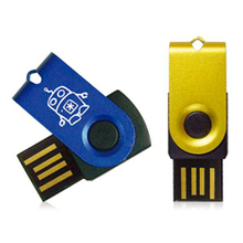 Custom Logo Mini usb flash drive from manufacturer with 8 years Production experience