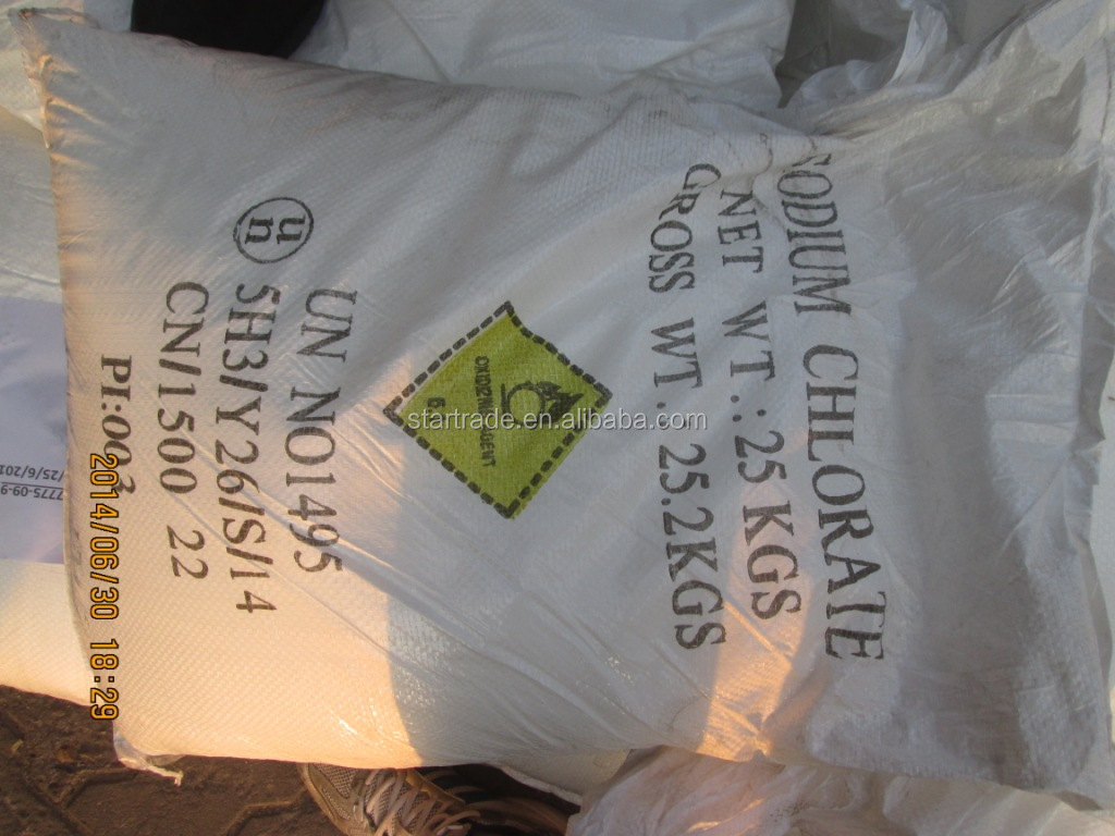sodium chlorate weed killers 7775-09-9