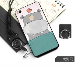 Color painting tpu soft case for xiaomi redmi mix mi band 2 note 3 4 5 6 pro all model phone case