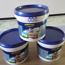 Natural environmental house paints
