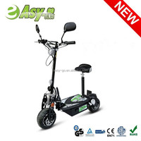 2015 Hot Uberscoot/EVO EEC 1000W 48V folding electrical scooter hot on sale