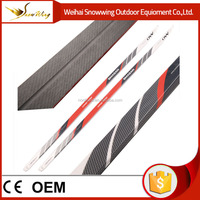 winter sport cheap women ski equipment , winter snow skis for sale
