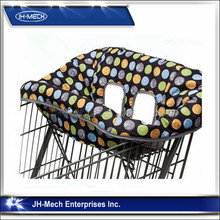 Multi use baby shopping cart cover, factory price