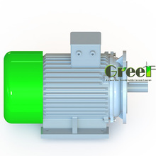 5KW 1500RPM free energy 3 phase ac permanent magnet generator, magnetic motor, high efficiency alternator